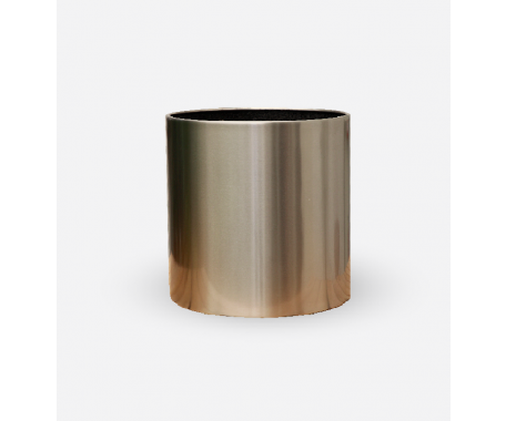 Stainless Steel Round Matt - 40 x 40